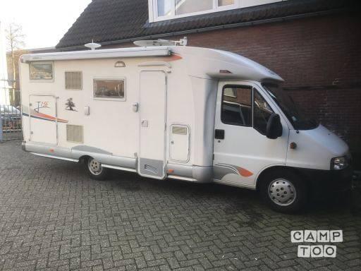 Fiat Joint camper uit 2006
