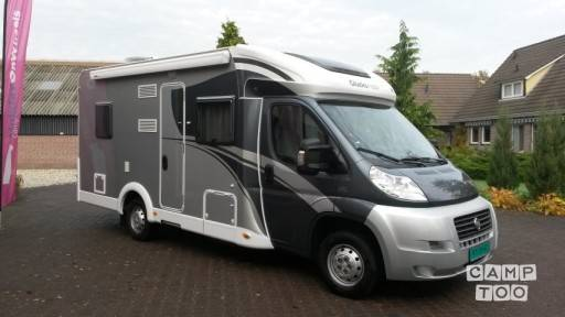 Sunlight T 64 camper from 2014