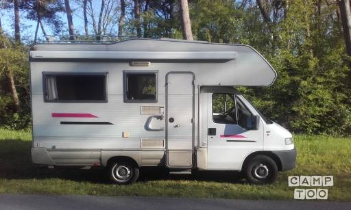 Fiat DUCATO camper from 1996