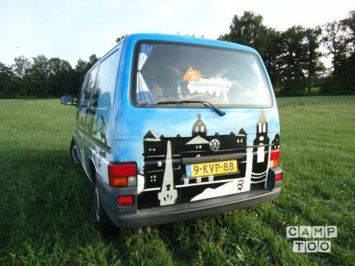 Volkswagen TRANSPORTER camper from 1997