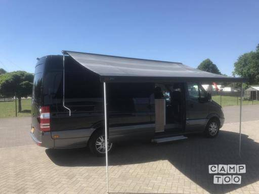 Mercedes benz sprinter camper from 2013 campers for rent for Mercedes benz rv rentals