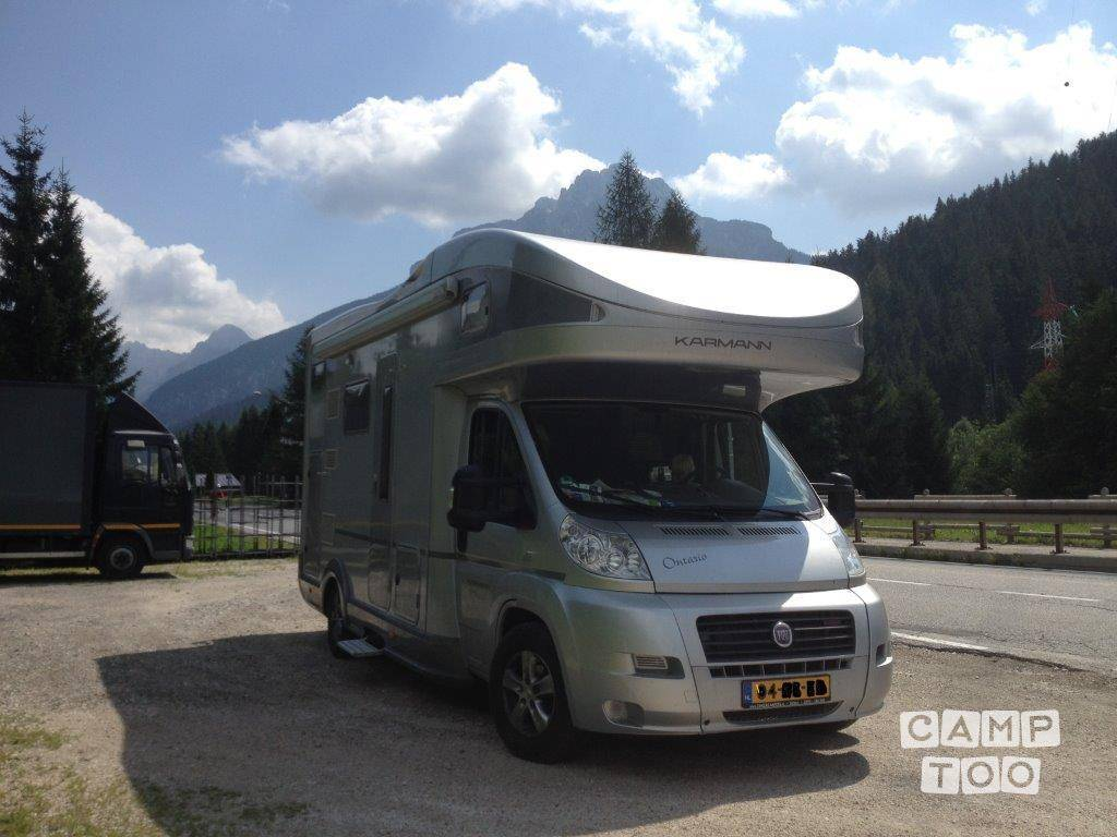 Karmann-Mobil camper from 2008: photo 1/11