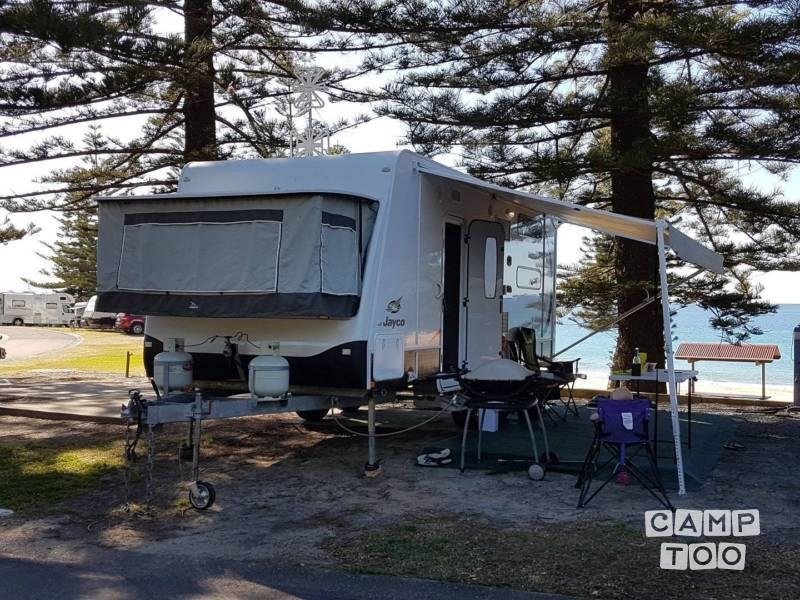 Jayco caravan from 2013: photo 1/4