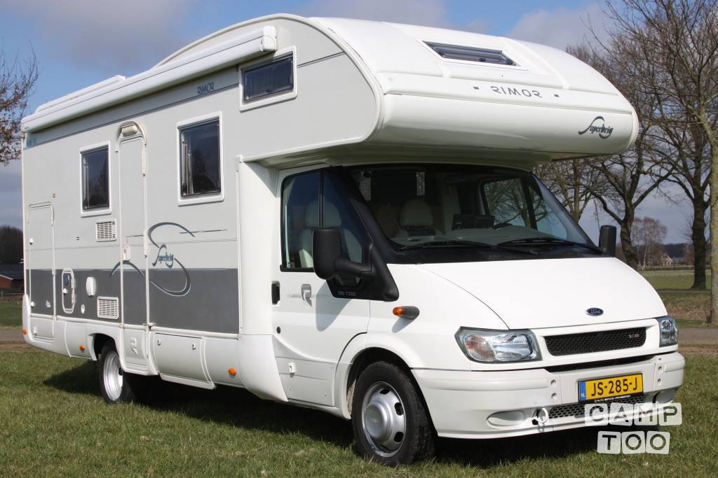 Rimor camper from 2005: photo 1/14