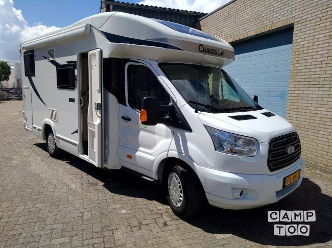 Chausson camper from 2016: photo 1/15