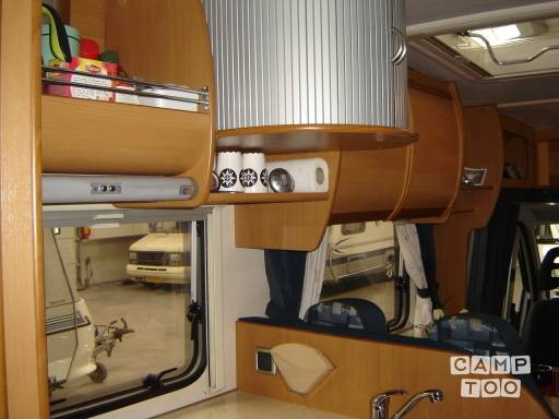 Fiat DUCATO 15 CAMPING CAR camper from 2003