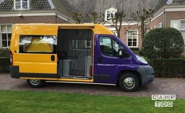citro n jumper camper uit 2007 campers te huur in de bilt camptoo. Black Bedroom Furniture Sets. Home Design Ideas