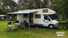 MC LOUIS SPA M 110 camper from 2006