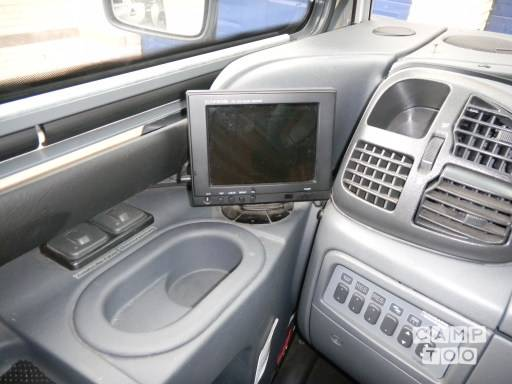 Fiat Arto 69L camper from 2005