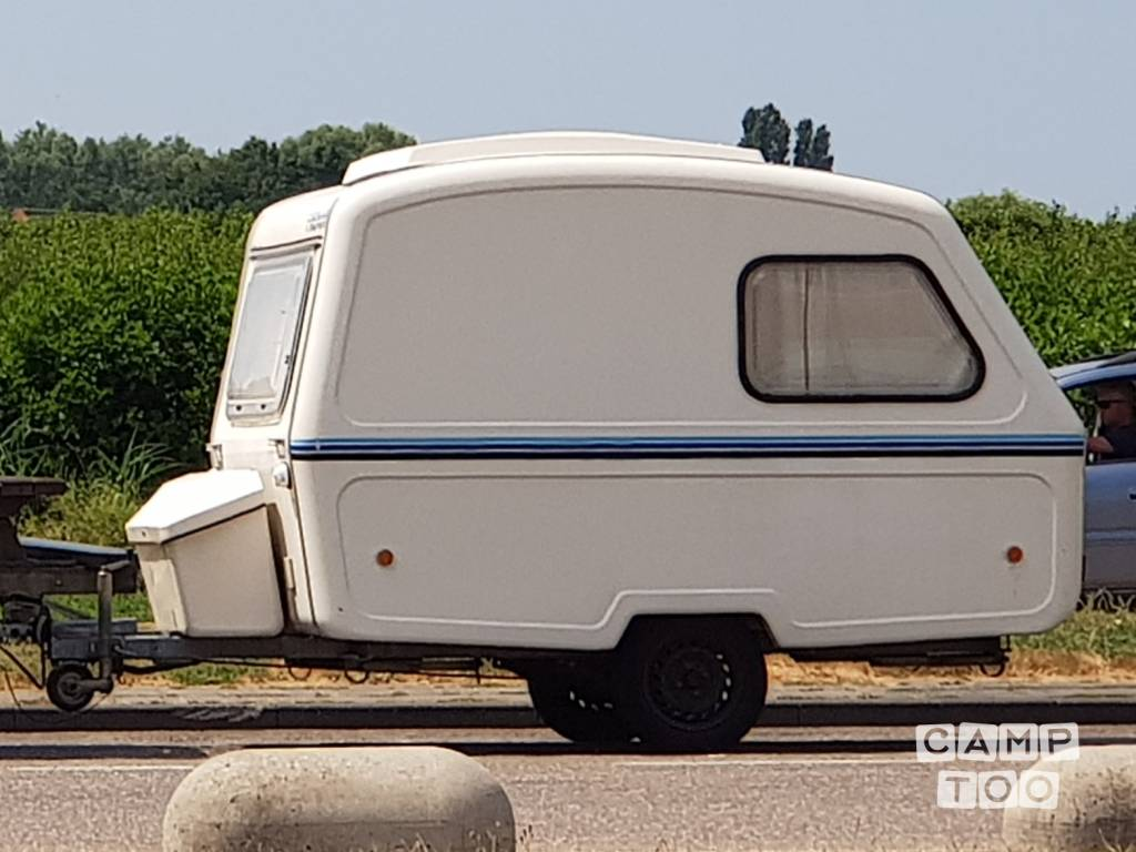Predom caravan from 1988: photo 1/3