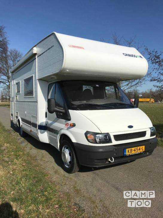 Camping Gasstel 1 Pits Action.Chausson Ford Camper From 2001 Campers For Rent In Hilversum Camptoo