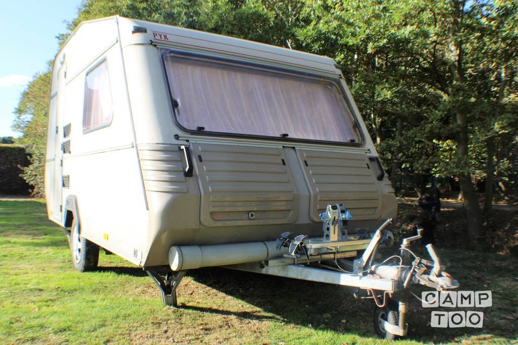 Kip Caravans caravan from 1988: photo 1/12