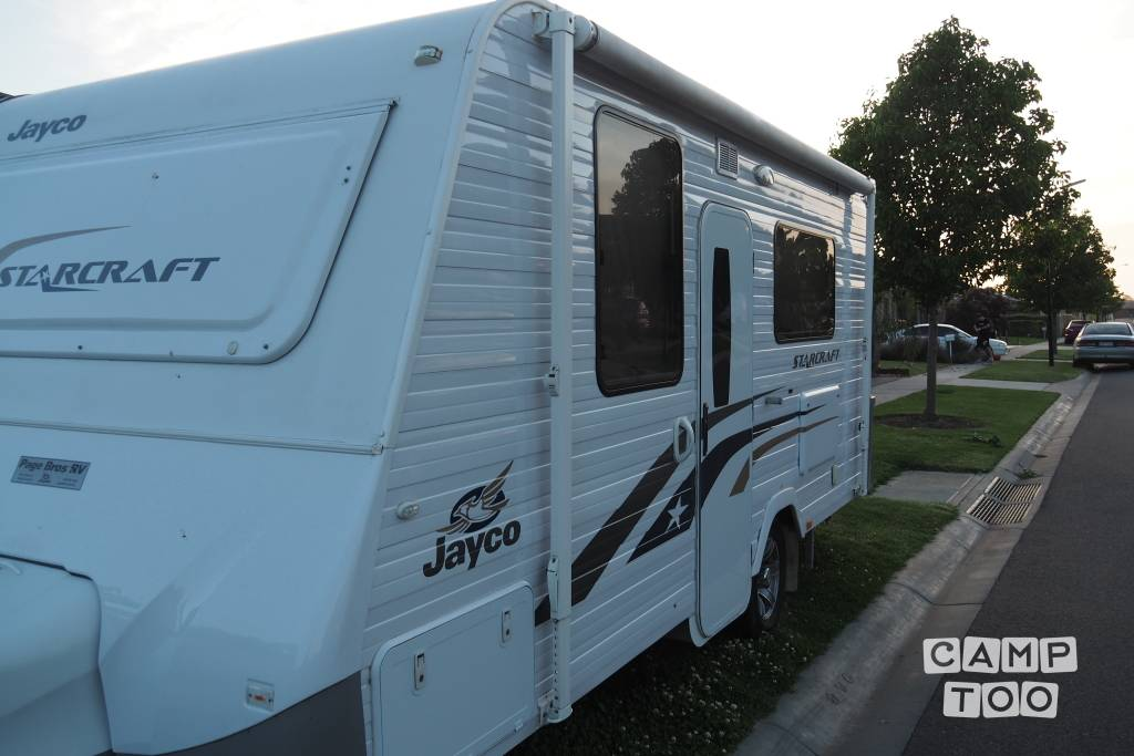 Jayco caravan from 2013: photo 1/21