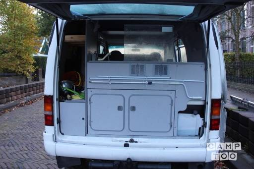 Ford Transit camper from 1997
