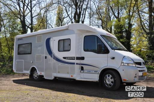 Dethleffs RT 6844 camper from 2007