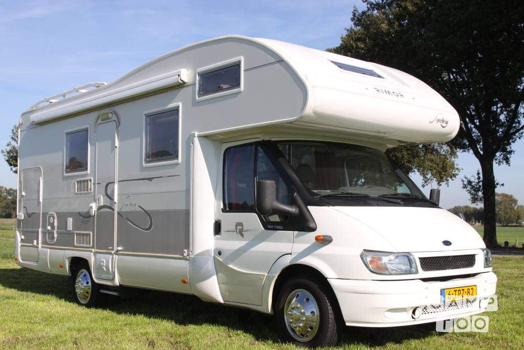Rimor camper from 2003: photo 1/13