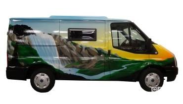Ford camper from 2007: photo 1/10