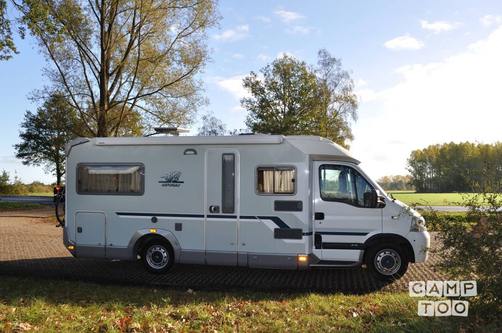 Weinsberg  camper from 2007: photo 1/14