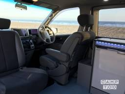 Nissan ELGRAND camper from 2002 - Campers for rent in Bournemouth