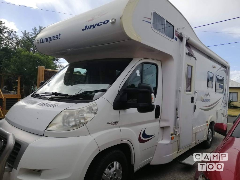 Jayco camper from 2007: photo 1/10